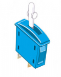 PL-22 Peco: On-Off Switch (style matches PL-26 series)